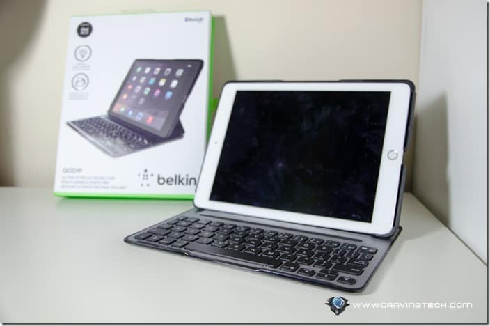 belkin ipad case with keyboard instructions