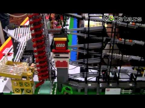 q ba maze 2.0 mega stunt set instructions