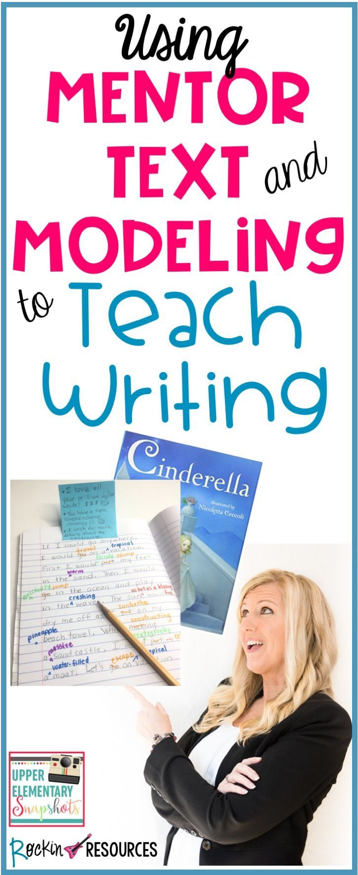 how to teach instructional writing