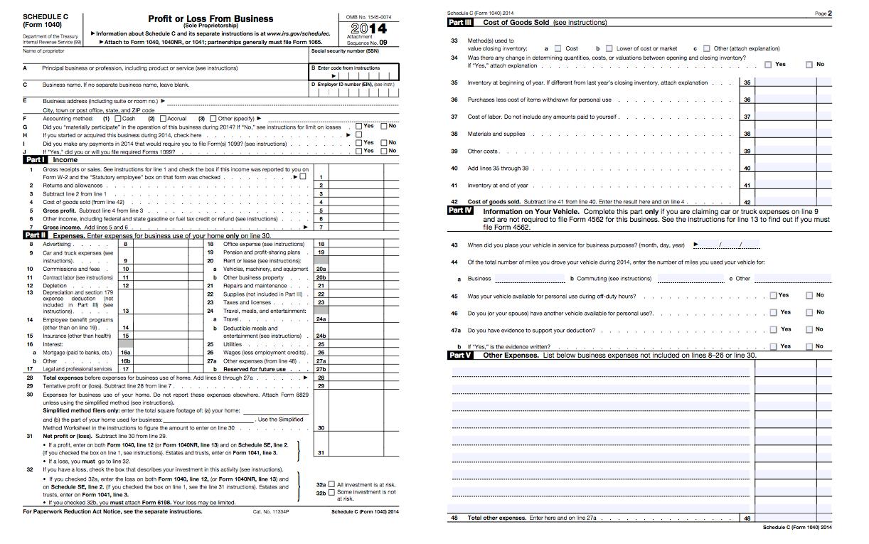 2013 irs 1040 instructions