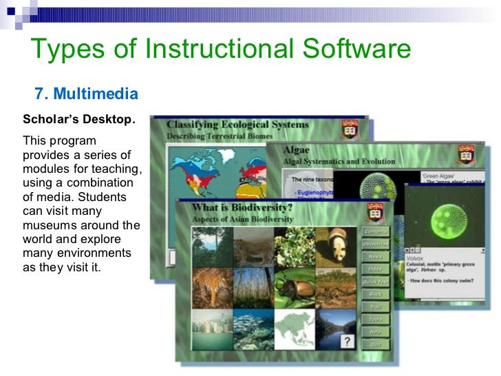 types of instructional techniques