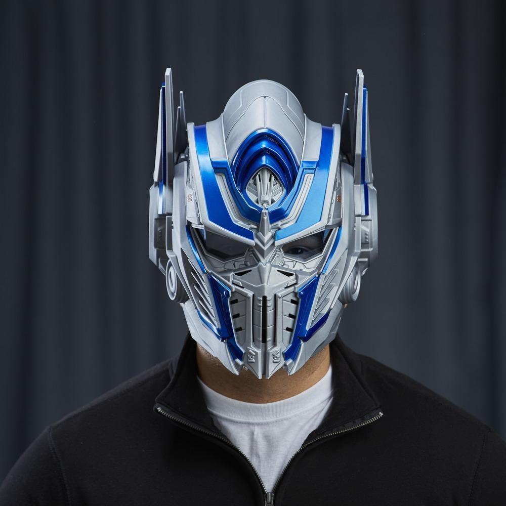 optimus prime helmet instructions