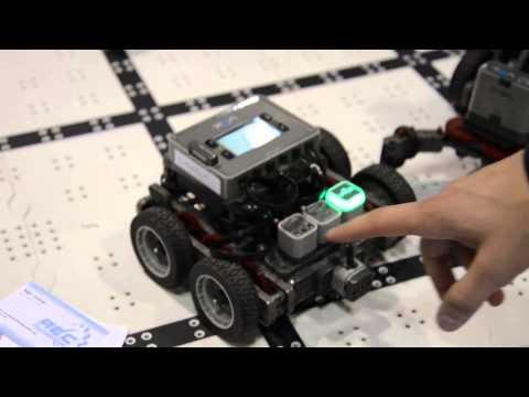 vex robotics spider instructions