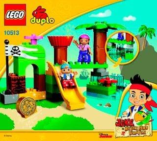 lego duplo 10513 instructions