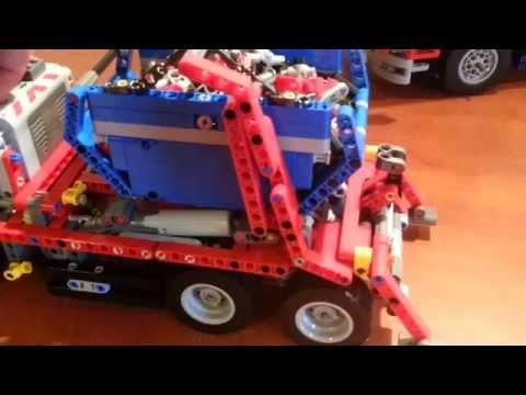 lego technic 8293 power functions motor set instructions