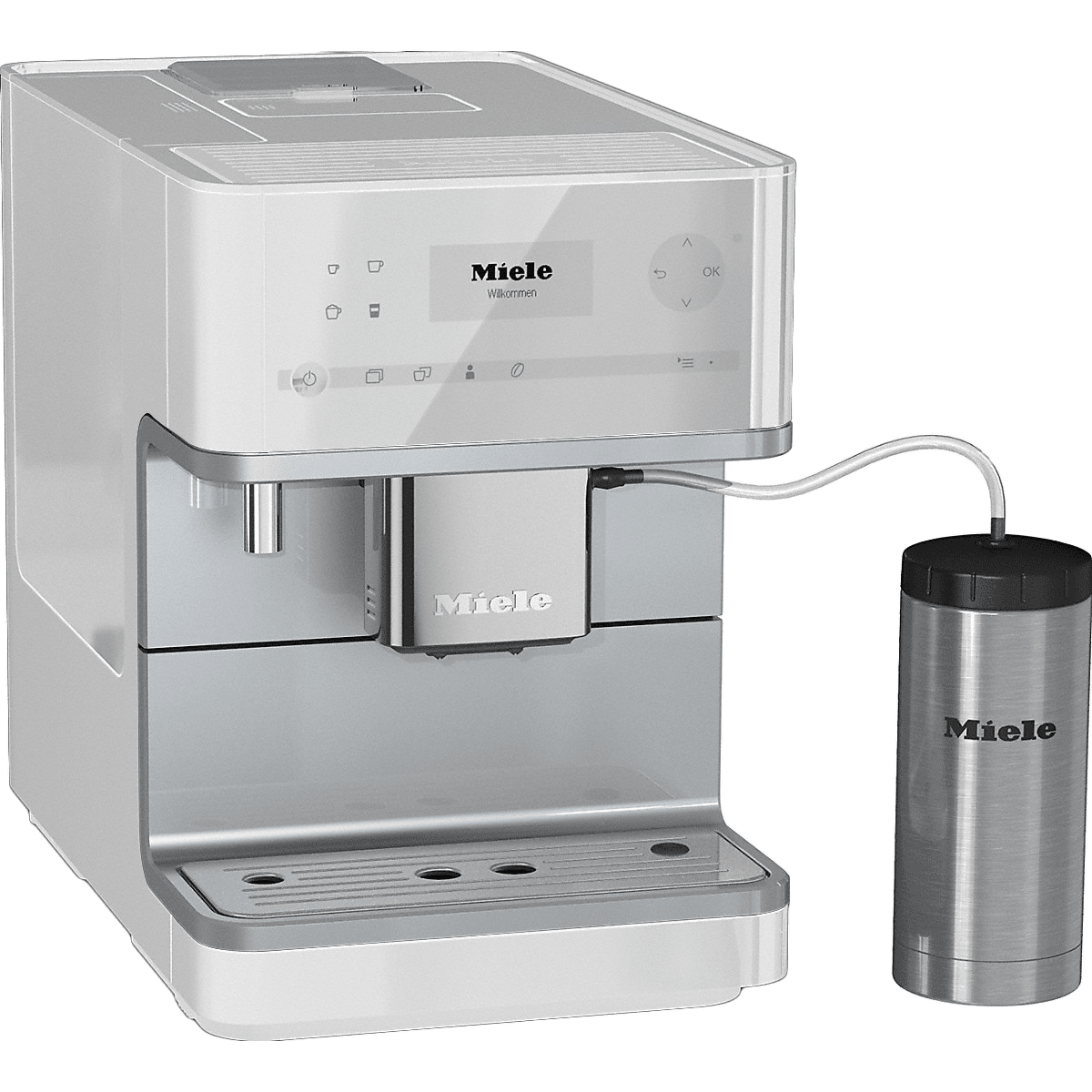 miele coffee maker instructions
