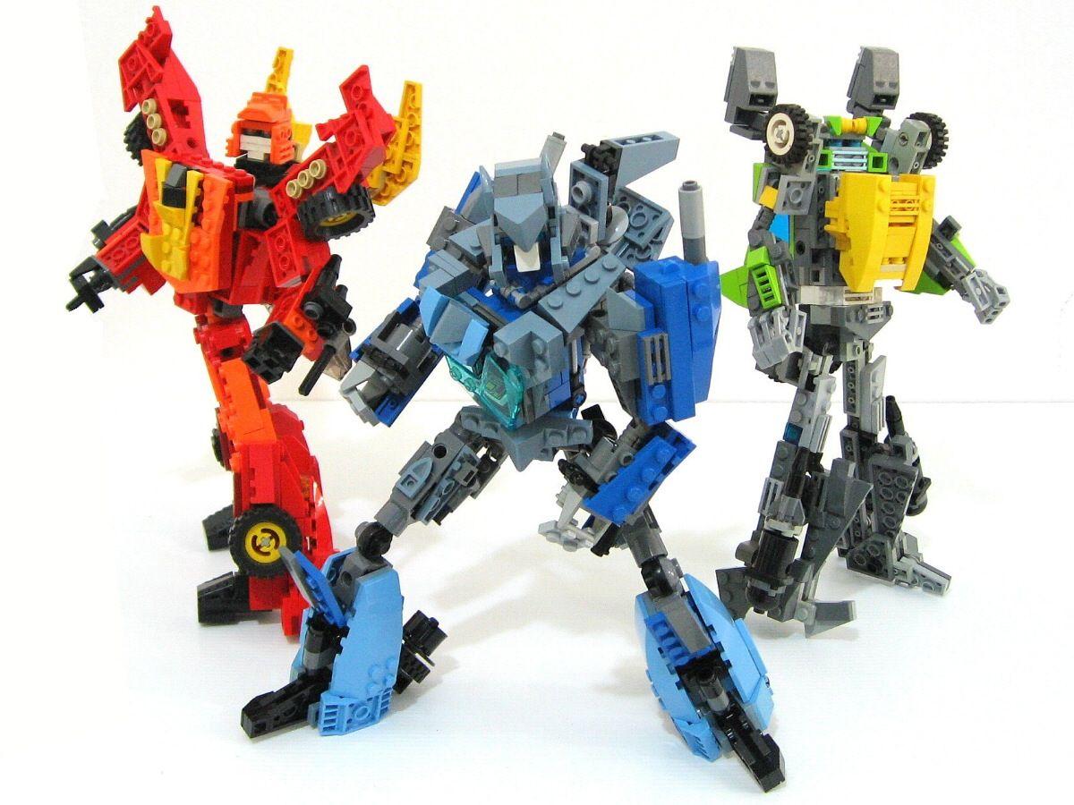 kre o transformers optimus prime brick box instructions