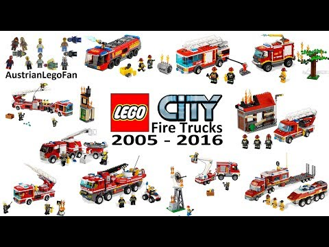 lego fire truck instructions 60110