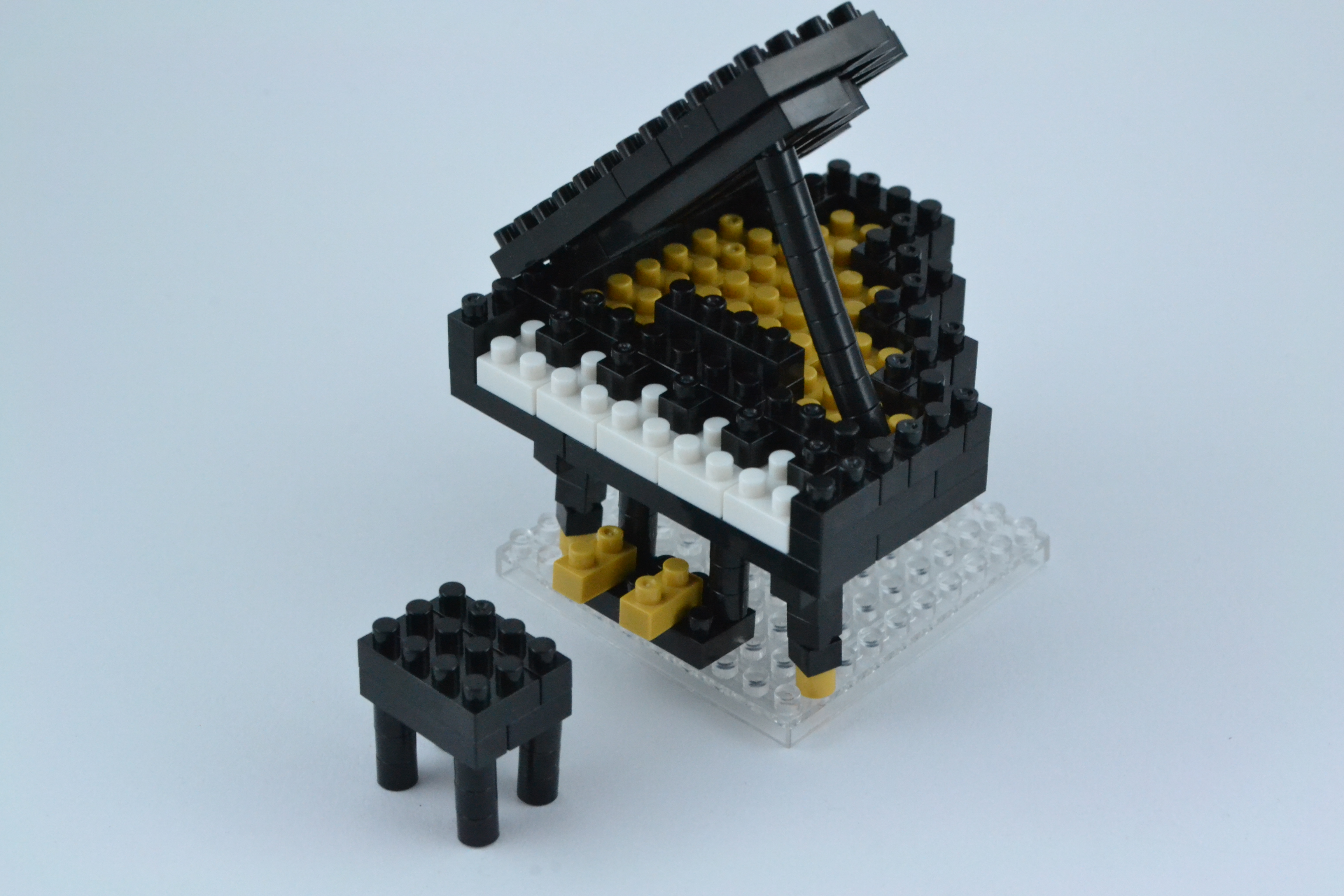 nanoblock electric guitar instructions