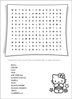 word search puzzle instructions