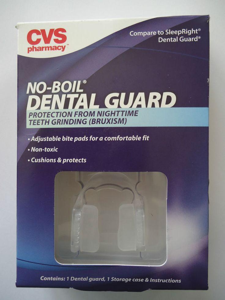 sleep right dental guard instructions