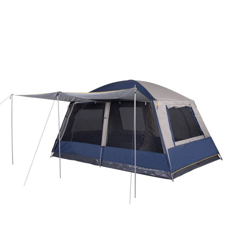 oztrail hightower 10p tent instructions