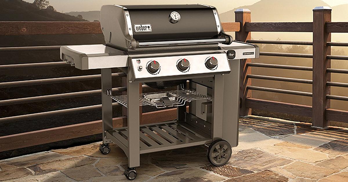 weber smoker grill instructions