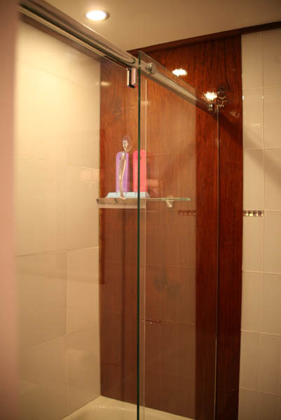 hydroslide shower door installation instructions