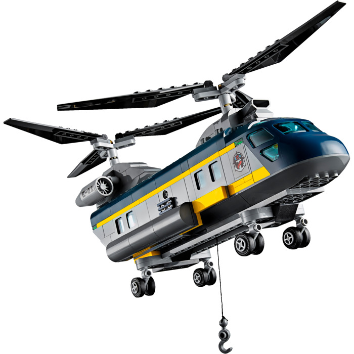 lego helicopter instructions 60093