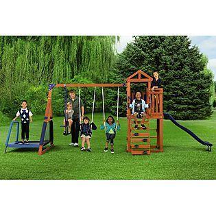 kmart swing set instructions