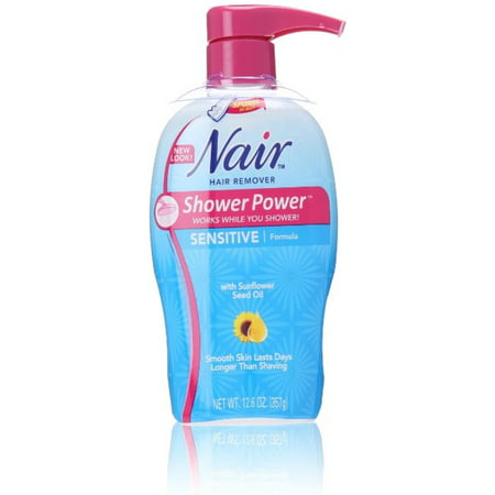 nair shower power instructions