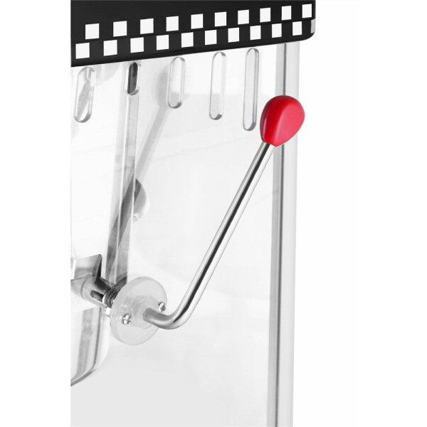 little bambino popcorn machine instructions