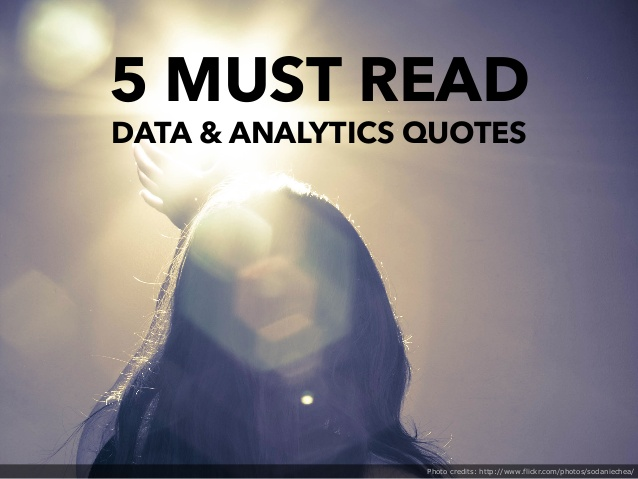 quotes about data driven instruction