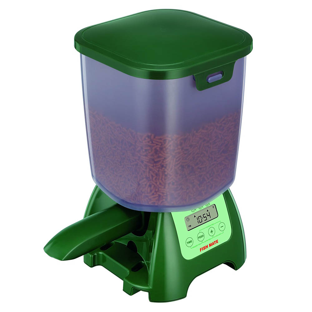 fish mate feeder instructions