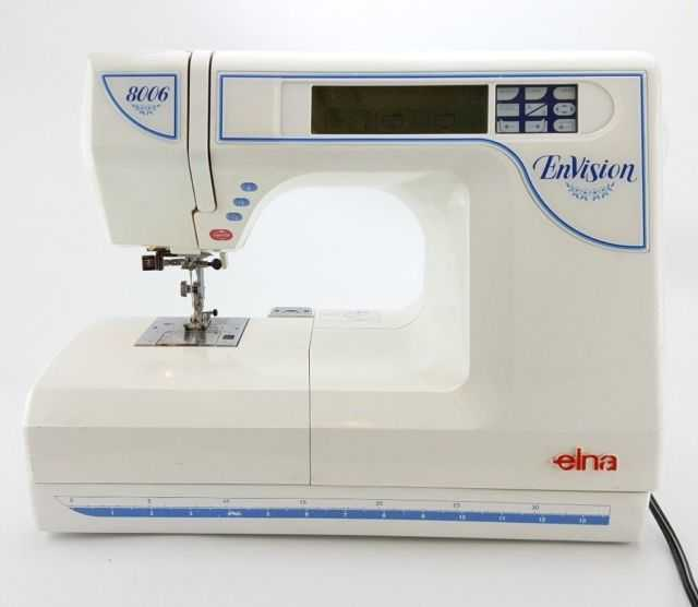 elna 1000 sewing machine instruction manual