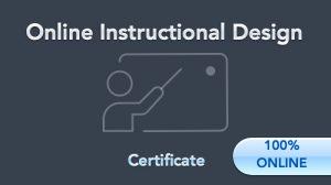 learning instructional designer developer certification