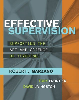 marzano elements of effective instruction