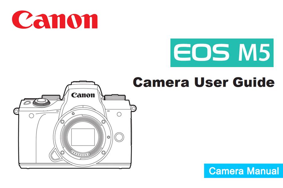 canon eos m instruction manual