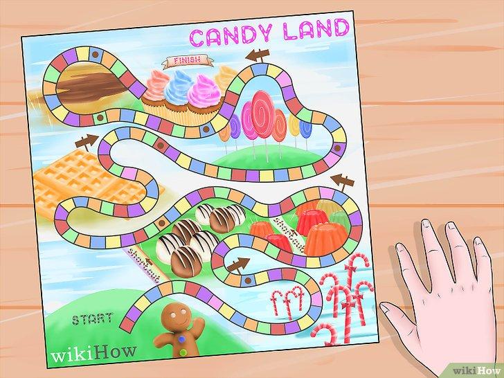 dora candyland board game instructions