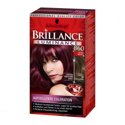 schwarzkopf brilliance hair colour instructions