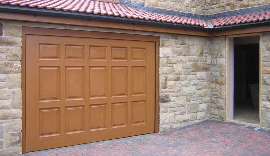 henderson merlin garage door fitting instructions