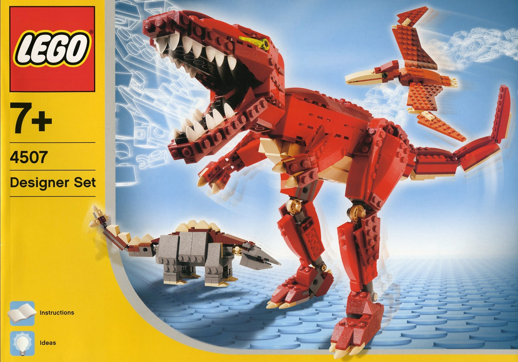lego 3 in 1 instructions