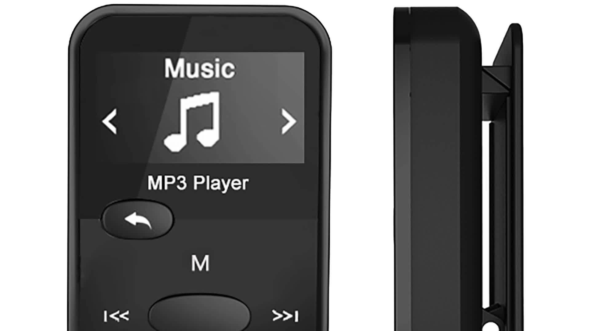 mini mp3 player instruction manual