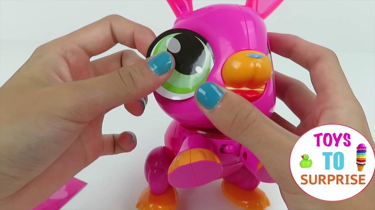 build a bot bunny instructions