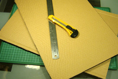 duct board cutting instructions