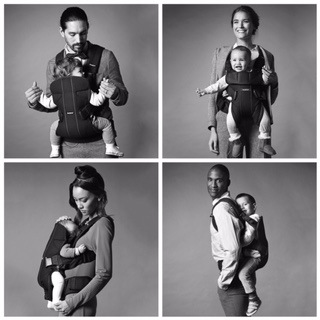 baby bjorn carrier instructions front facing