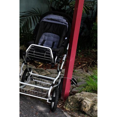 buggyguard stroller lock instructions
