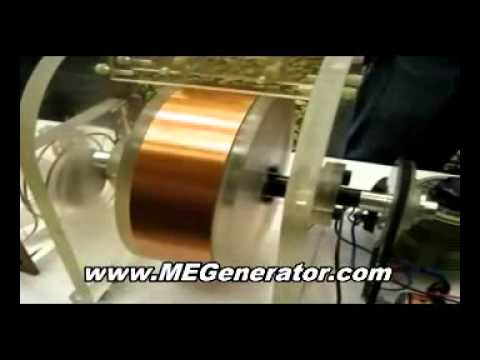 free energy magnet generator home build instructions