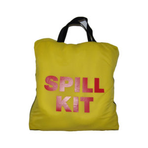 universal spill kit instructions