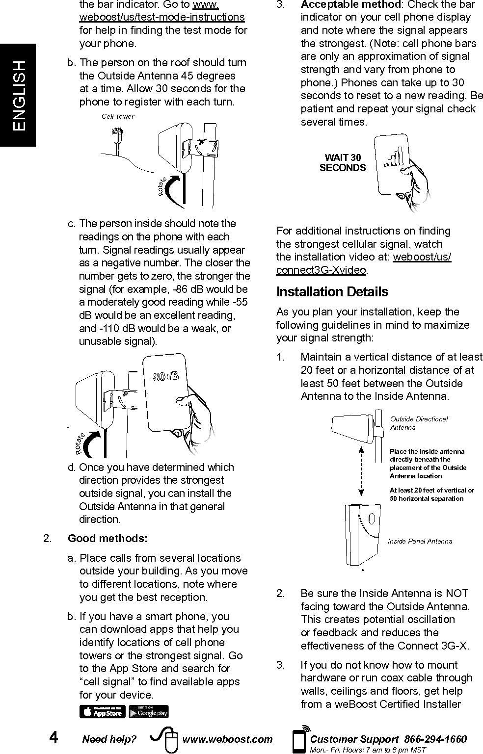 circulation booster instruction manual