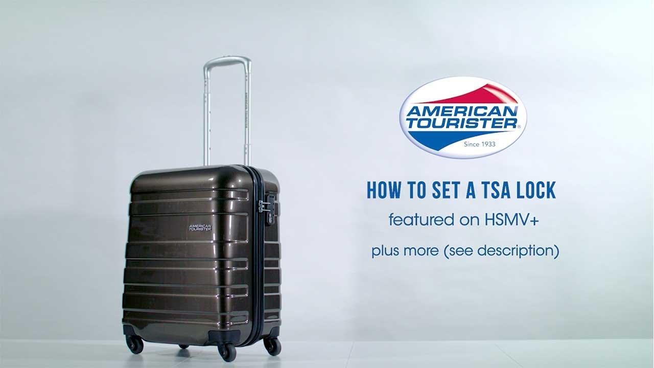 flylite luggage lock instructions
