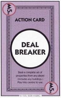deal or no deal card game instructions