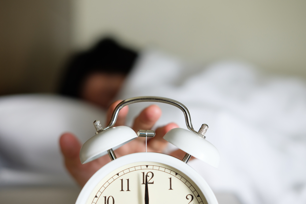 sleep restriction therapy instructions