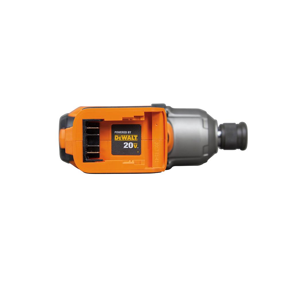dewalt 20v battery charger instructions