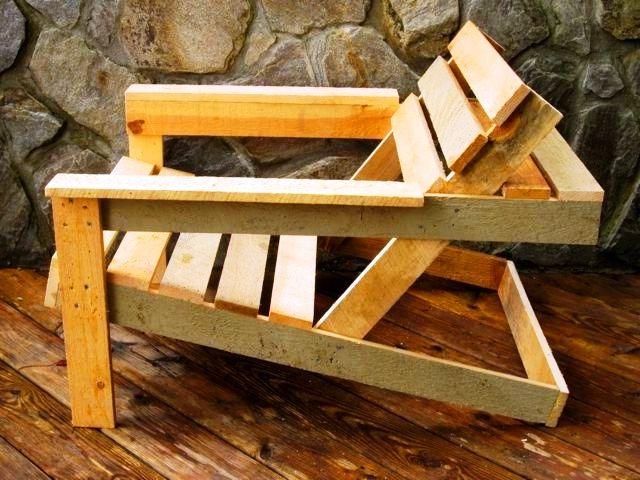diy pallet patio furniture instructions