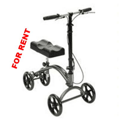 drive knee walker instructions