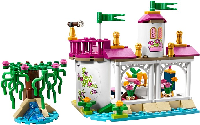 lego friends sunshine ranch instructions