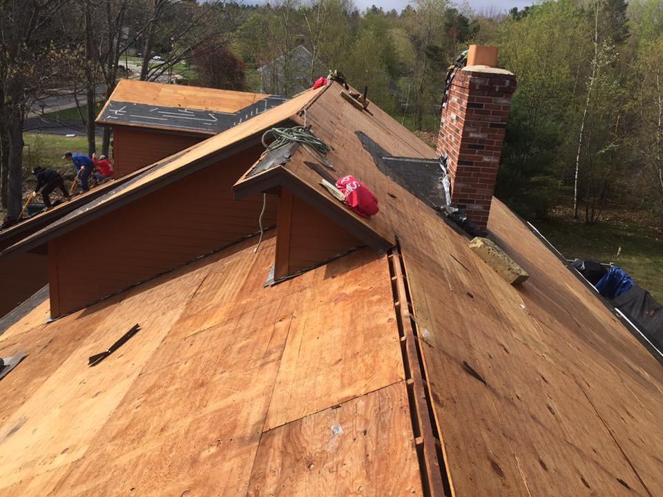 shingles roof installation instruction