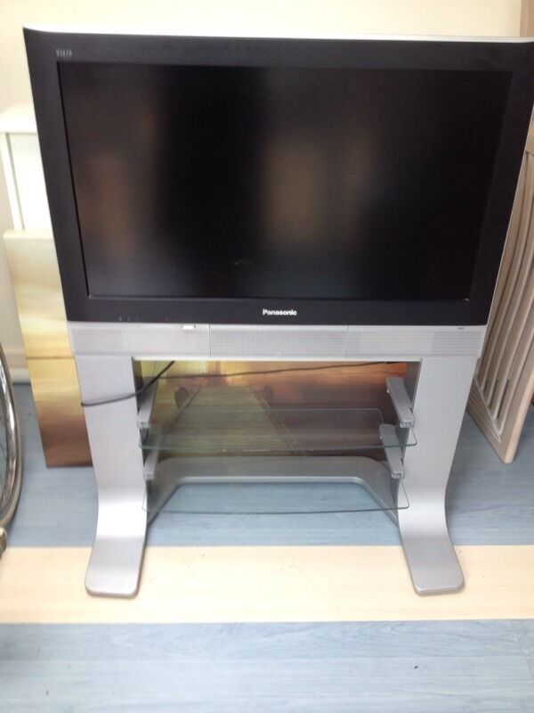 panasonic tv stand instructions