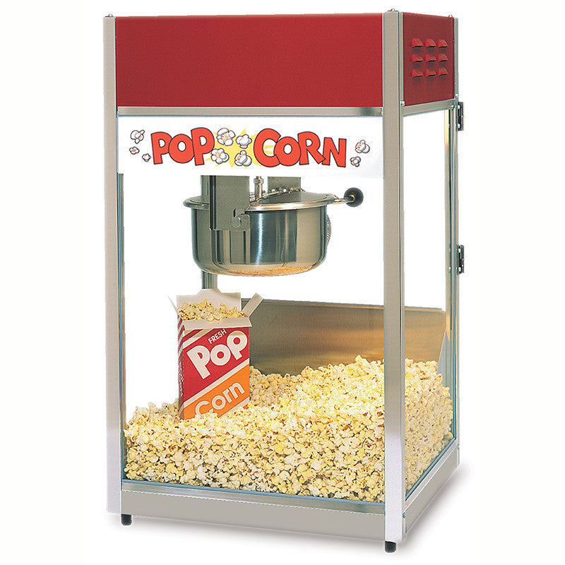 gold medal popcorn machine instructions